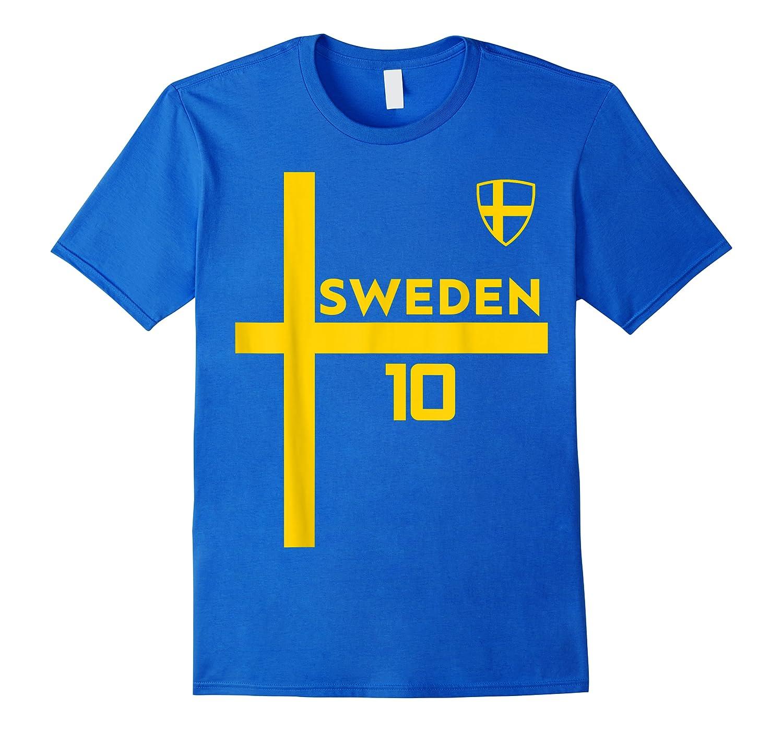 Sweden Soccer Sverige Skjorta Fotboll Stroja Shirts