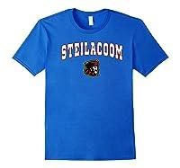 Steilacoom High School Sentinels Premium T-shirt Royal Blue