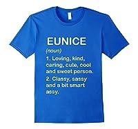 Definition Name Loving Kind Shirts Royal Blue