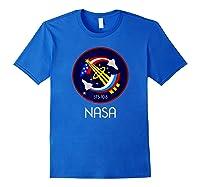 Approved Nasa Shirts Royal Blue