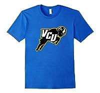 Virginia Commonwealth University Rams Vcu Ppvcu07 Shirts Royal Blue