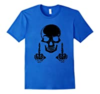 Super Fun And Scary Halloween Costumes. Premium T-shirt Royal Blue