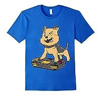 Airedale Terrier Gamer Gaming Videogames Kawaii Gift T-shirt Royal Blue