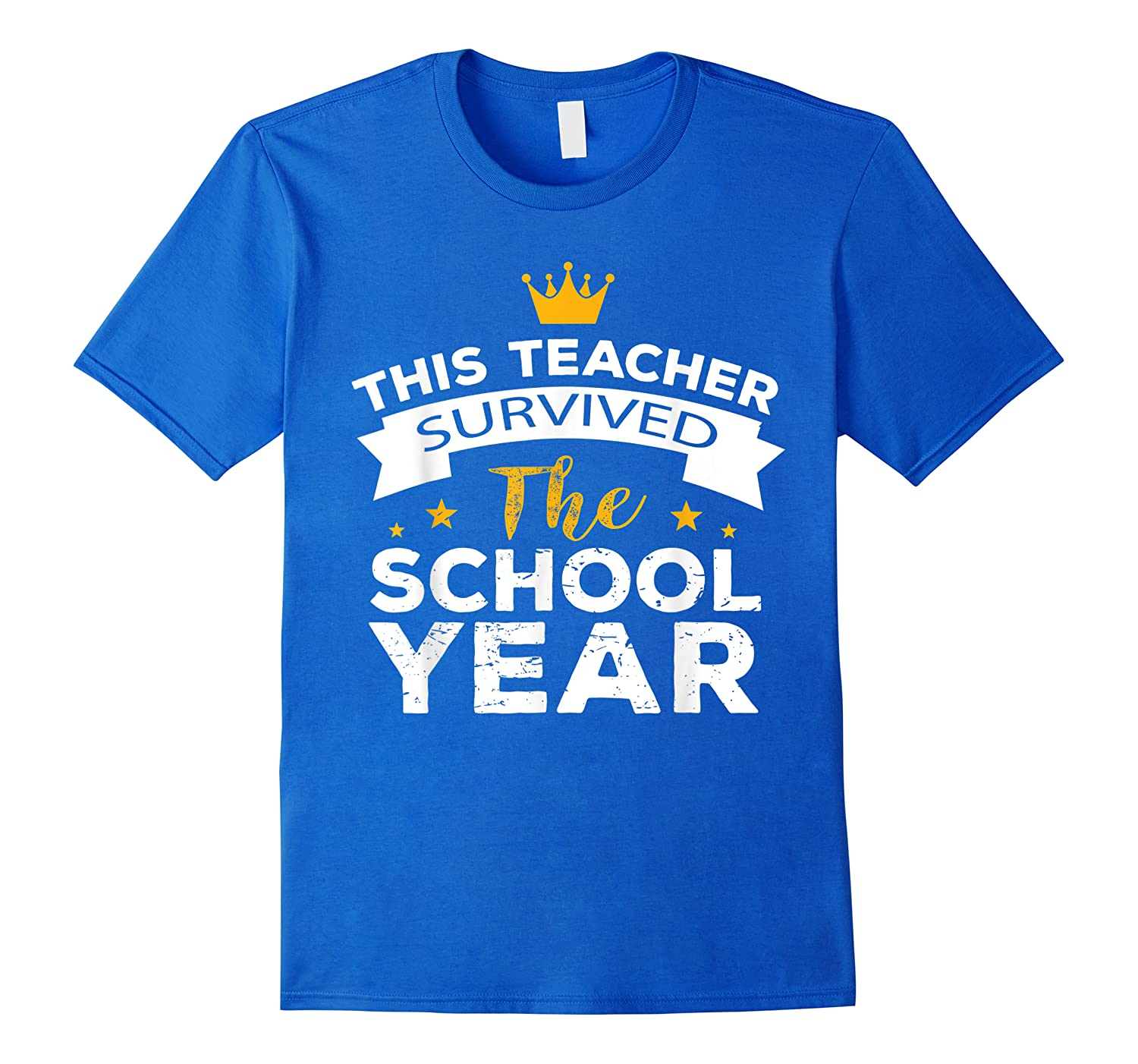 This Tea Survived The School Year - Last Day Shirt