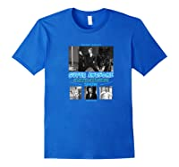 Parks & Recreation Reimagined Movie Poster Premium T-shirt Royal Blue