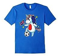 Soccer Unicorn Iceland Design Iceland Football Gift Shirts Royal Blue