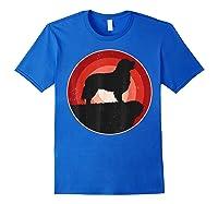 Bernese Mountain Dog Gifts Shirt For & T-shirt Royal Blue
