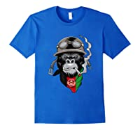 Afghanistan Afghans Shirts Royal Blue