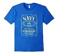 Gurnard Ssn 662 Sub Shirts Royal Blue