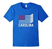 Carolina Hockey Is American Shirts Royal Blue