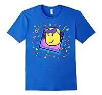 Radblox T-shirt Royal Blue