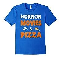 Happy Halloween Halloween Party Shirts Royal Blue
