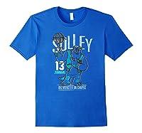 Disney Pixar Monsters University Sulley Basketball Premium T-shirt Royal Blue