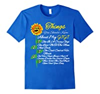 5 Things You Should Know About My Gigi Mother's Day Gift Shirts Royal Blue