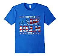 Jade Helm 15 Conspiracy Theories T Shirt Usa Army Political Royal Blue