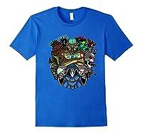 Terraria Boss Rush Hardmode Edition Shirts Royal Blue