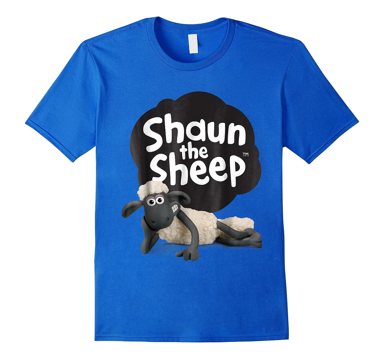 Shaun The Sheep Alt Logo With Shaun Shirts