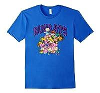 Rugrats Nick Rewind T-shirt Royal Blue