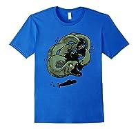 Scp 3000 Ananteshesha Scp Foundation Shirts Royal Blue