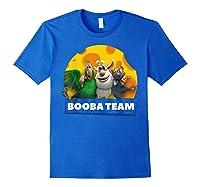 Booba Team Friendship Cheese For Girls Birthday Gift Shirts Royal Blue