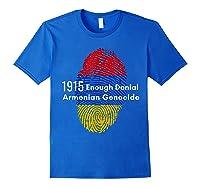 Arian Genocide 2019 Shirts Royal Blue