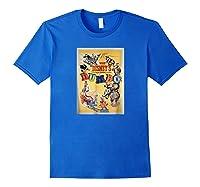 Dumbo Classic Shirts Royal Blue
