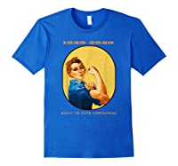 Right To Vote Centennial Xix 19th Adt Gift Shirts Royal Blue