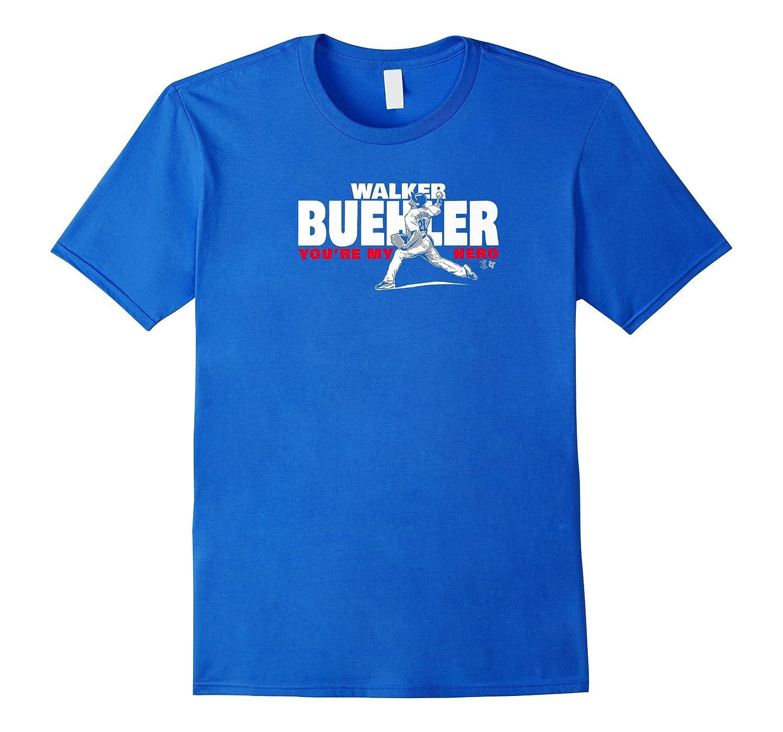 Licensed Buehler Walker Buehler You're My Hero Shirts