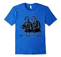Brothers Grimm Tshirt T T Shirt Royal Blue