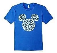 Disney Mickey Mouse Shamrocks St Patrick S Day T Shirt Royal Blue