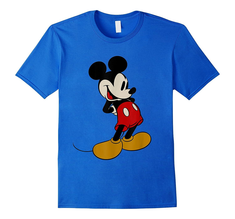 Disney Mickey Mouse Smile T Shirt