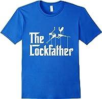 Locksmith - Lockfather T-shirt Royal Blue