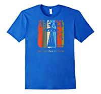 1st Annual They Can't Stop All Area 51 Fun Run Baseball Shirts Royal Blue