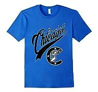 Chicago Baseball Shirts Royal Blue