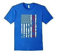 Anti Af Trump Impeach Trump T Shirt Royal Blue