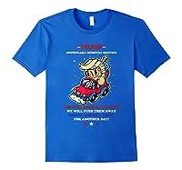 Pro Donald Trump 2020 Election Snowflake Anti Sjw Shirts Royal Blue