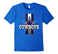 Cow Nation Of Legends Gift For T Shirt Royal Blue