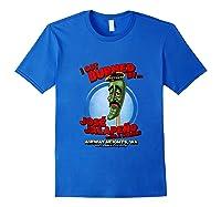 Jose Jalapeno On A Stick Airway Heights Wa Tank Top Shirts Royal Blue