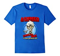 Achmed The Dead Terrorist Airway Heights Wa Tank Top Shirts Royal Blue