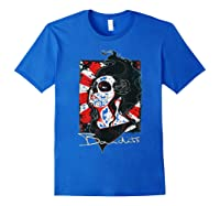 Bandits T Shirt Royal Blue