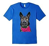 King Shepherd Premium T-shirt Royal Blue
