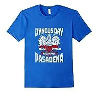 Pasadena California Dyngus Day Polish Eagle Tank Top Shirts Royal Blue