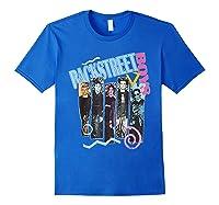 Vintage Backstreet Boy T Shirt Gift Halloween T Shirt Royal Blue