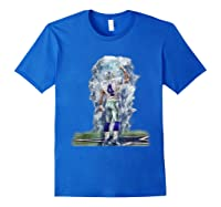 Cow Nation Of Legends Gift For T Shirt T Shirt Royal Blue