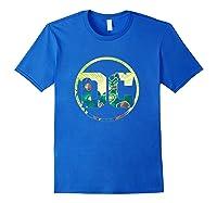 Green Lantern Dc Comics Logo Shirts Royal Blue