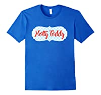 And Hotty Toddy Mississippi Rebels Shirts Royal Blue