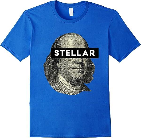 Stellar Lus M Benjamin Franklin Fiat T Shirt