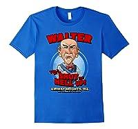 Walter Airway Heights Wa Shirts Royal Blue
