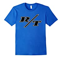 Fast Furious Road And Track Logo Pullover Shirts Royal Blue