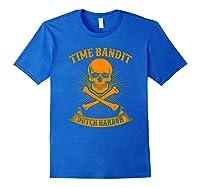 Time Bandit Dutch Harbor Shirts Royal Blue